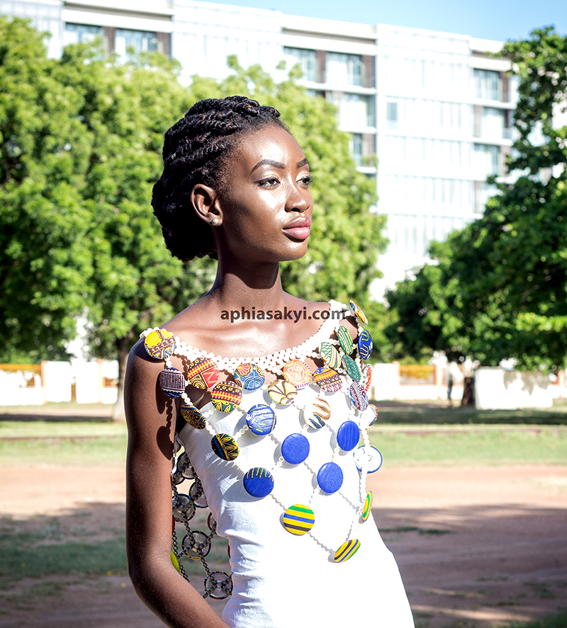 %name Ghanaian Jewelry Designer Aphia Sakyi Releases New Lookbook