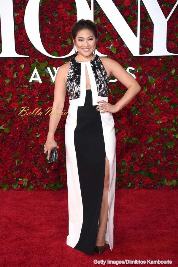 70th Annual Tony Awards New York June 2016 BellaNaija0004 600x901 1 Red Carpet Glam at the 2016 Tony Awards