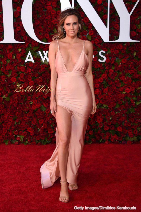 70th Annual Tony Awards New York June 2016 BellaNaija0005 600x902 1 Red Carpet Glam at the 2016 Tony Awards