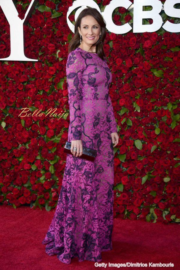 70th Annual Tony Awards New York June 2016 BellaNaija0009 600x901 1 Red Carpet Glam at the 2016 Tony Awards