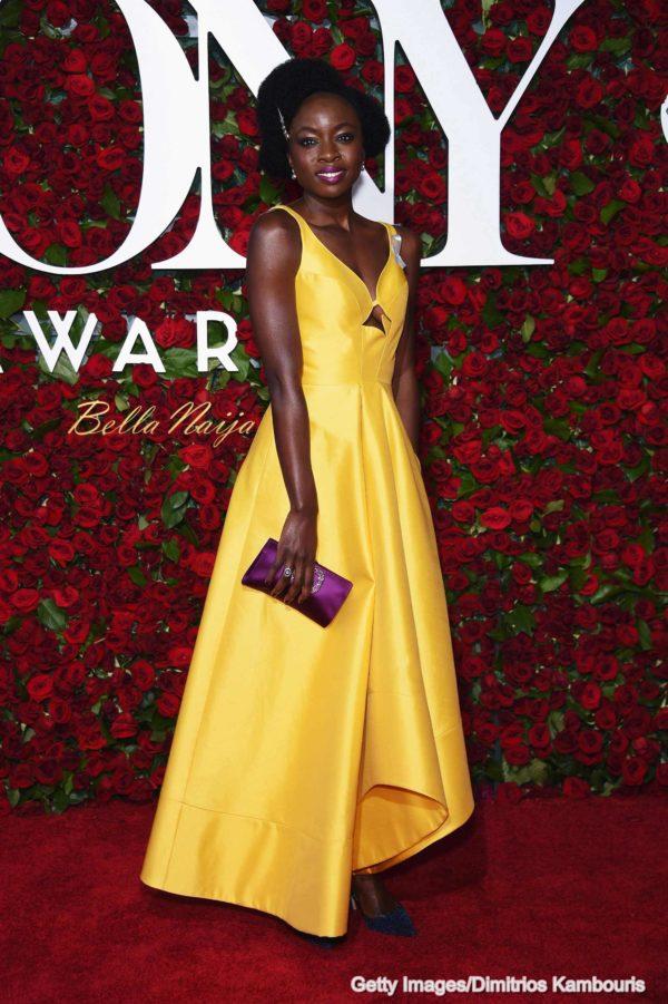 70th Annual Tony Awards New York June 2016 BellaNaija0010 600x901 1 Red Carpet Glam at the 2016 Tony Awards