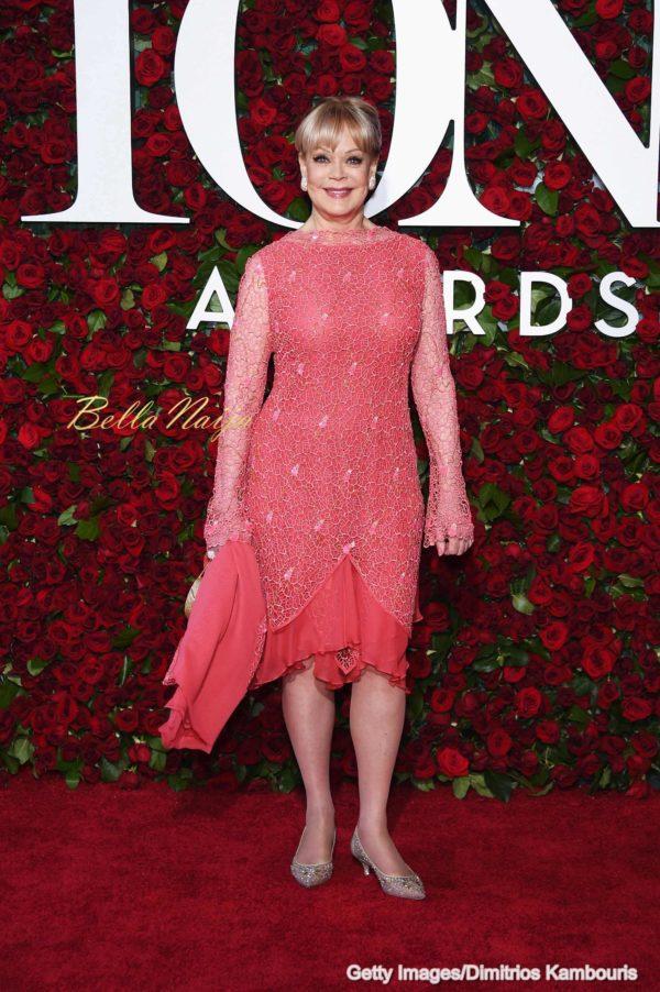 70th Annual Tony Awards New York June 2016 BellaNaija0011 600x902 1 Red Carpet Glam at the 2016 Tony Awards