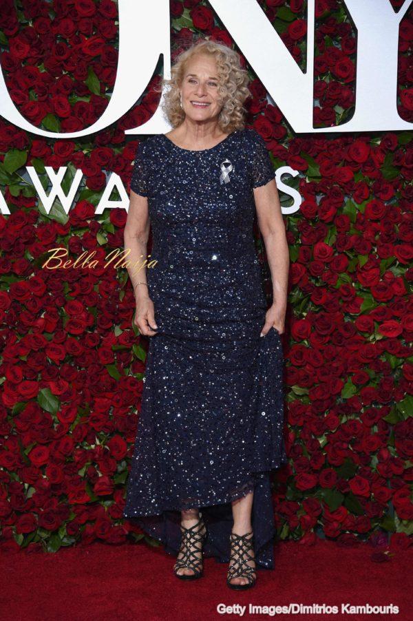 70th Annual Tony Awards New York June 2016 BellaNaija0012 600x902 1 Red Carpet Glam at the 2016 Tony Awards