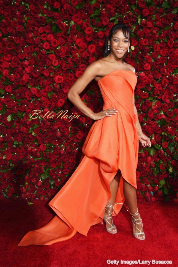70th Annual Tony Awards New York June 2016 BellaNaija0014 600x901 1 Red Carpet Glam at the 2016 Tony Awards