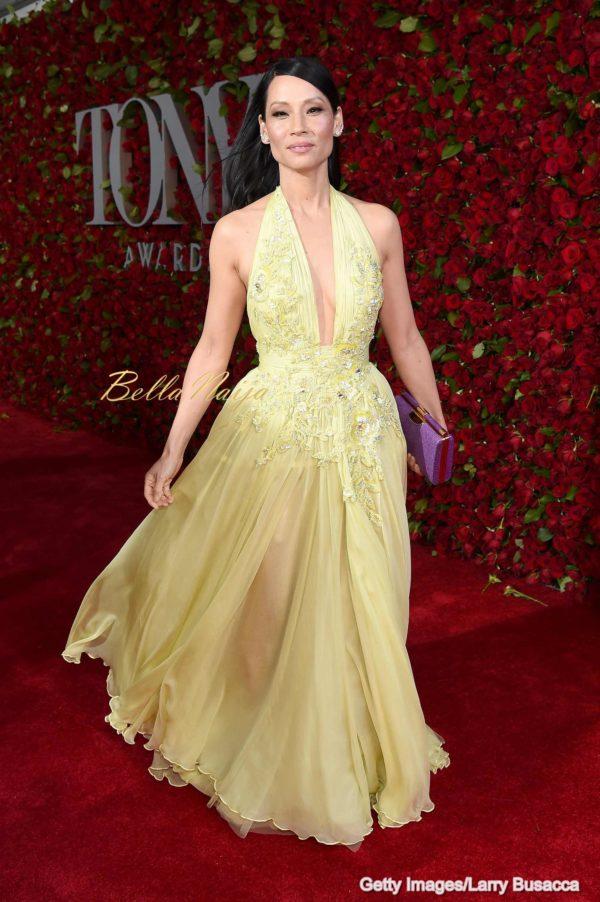 70th Annual Tony Awards New York June 2016 BellaNaija0022 600x902 1 Red Carpet Glam at the 2016 Tony Awards