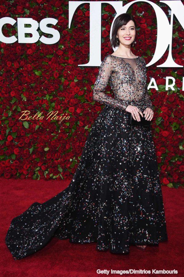 70th Annual Tony Awards New York June 2016 BellaNaija0025 600x901 1 Red Carpet Glam at the 2016 Tony Awards