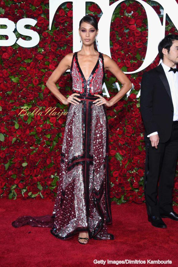 70th Annual Tony Awards New York June 2016 BellaNaija0030 600x901 1 Red Carpet Glam at the 2016 Tony Awards