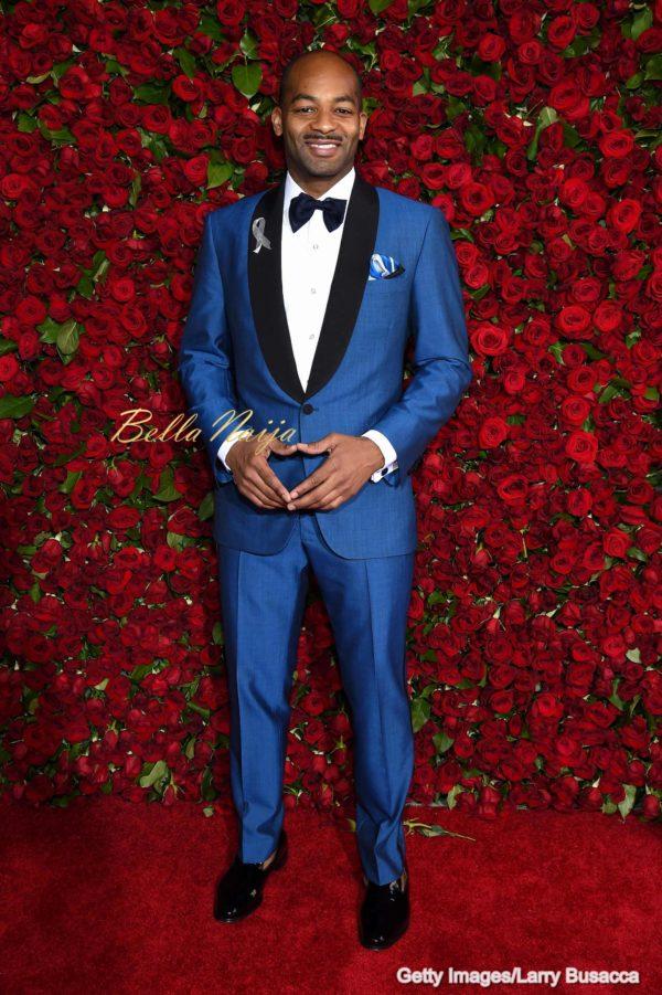 70th Annual Tony Awards New York June 2016 BellaNaija0037 600x901 1 Red Carpet Glam at the 2016 Tony Awards
