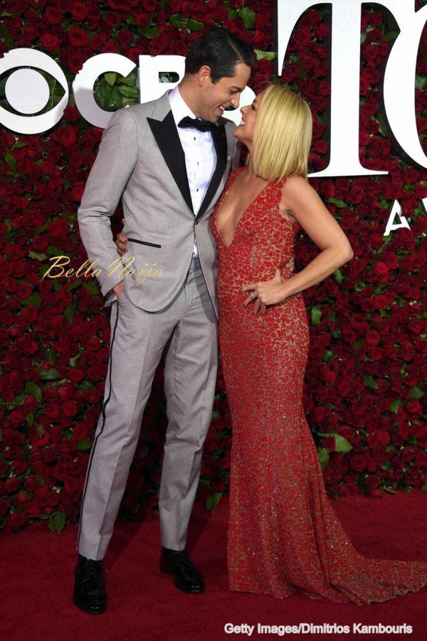 70th Annual Tony Awards New York June 2016 BellaNaija0042 600x901 1 Red Carpet Glam at the 2016 Tony Awards