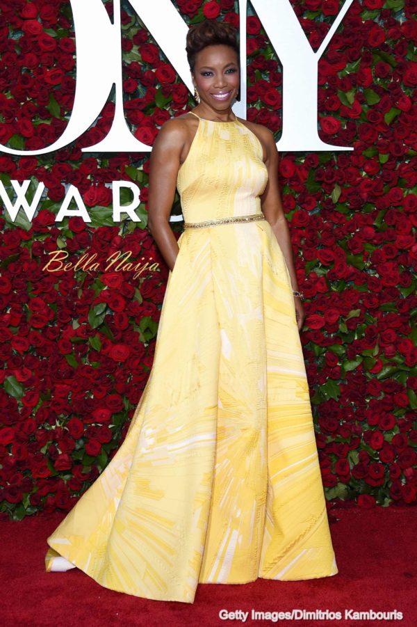 70th Annual Tony Awards New York June 2016 BellaNaija0048 600x901 1 Red Carpet Glam at the 2016 Tony Awards