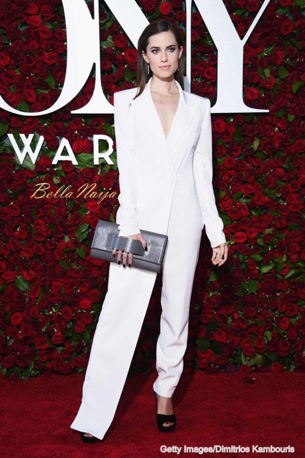 70th Annual Tony Awards New York June 2016 BellaNaija0049 600x901 1 Red Carpet Glam at the 2016 Tony Awards