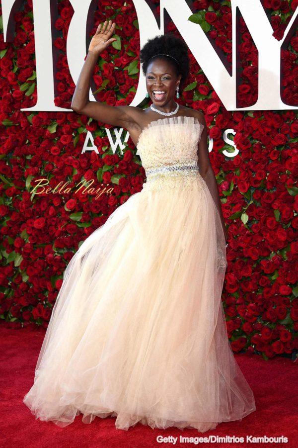 70th Annual Tony Awards New York June 2016 BellaNaija0053 600x901 1 Red Carpet Glam at the 2016 Tony Awards