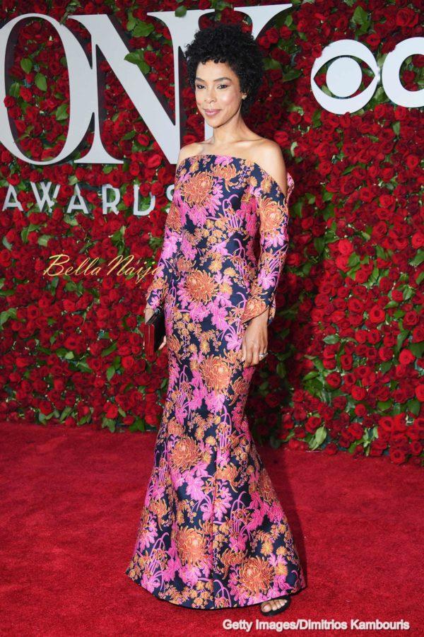 70th Annual Tony Awards New York June 2016 BellaNaija0057 600x901 1 Red Carpet Glam at the 2016 Tony Awards