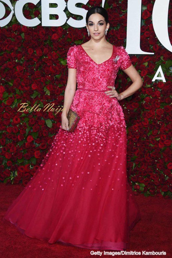 70th Annual Tony Awards New York June 2016 BellaNaija0058 600x901 1 Red Carpet Glam at the 2016 Tony Awards