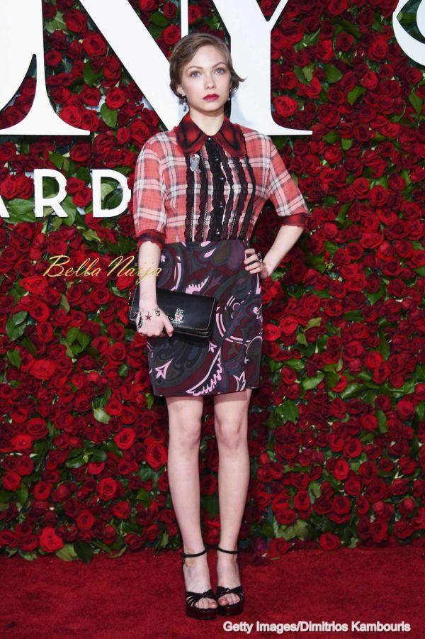 70th Annual Tony Awards New York June 2016 BellaNaija0061 600x901 1 Red Carpet Glam at the 2016 Tony Awards