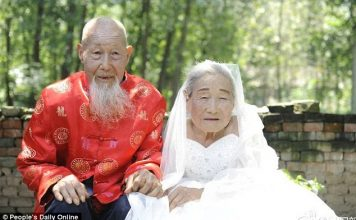 3698678900000578 3708361 Loving couple Song Qinlin 102 and Song Li 99 pose for their wedd m 1 1469523830387 1 356x220 News