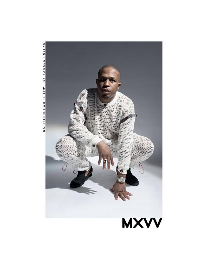naeto c 2017 MXVV CAMPAIGN IMG 20160815 WA0010 1 1 Naeto C is the face of Sport Luxe Menswear Brand MXVV's Harmattan/Dry Collection 2017