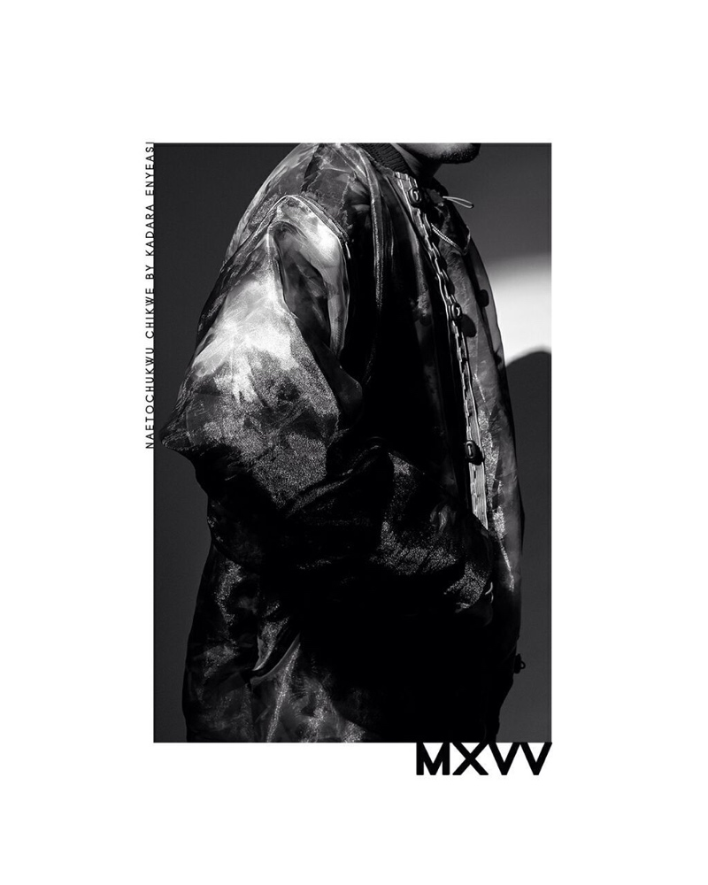 naeto c 2017 MXVV CAMPAIGN IMG 20160815 WA0013 1 Naeto C is the face of Sport Luxe Menswear Brand MXVV's Harmattan/Dry Collection 2017