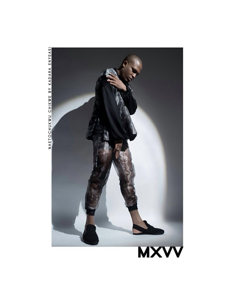 naeto c 2017 MXVV CAMPAIGN IMG 20160815 WA0015 1 Naeto C is the face of Sport Luxe Menswear Brand MXVV's Harmattan/Dry Collection 2017