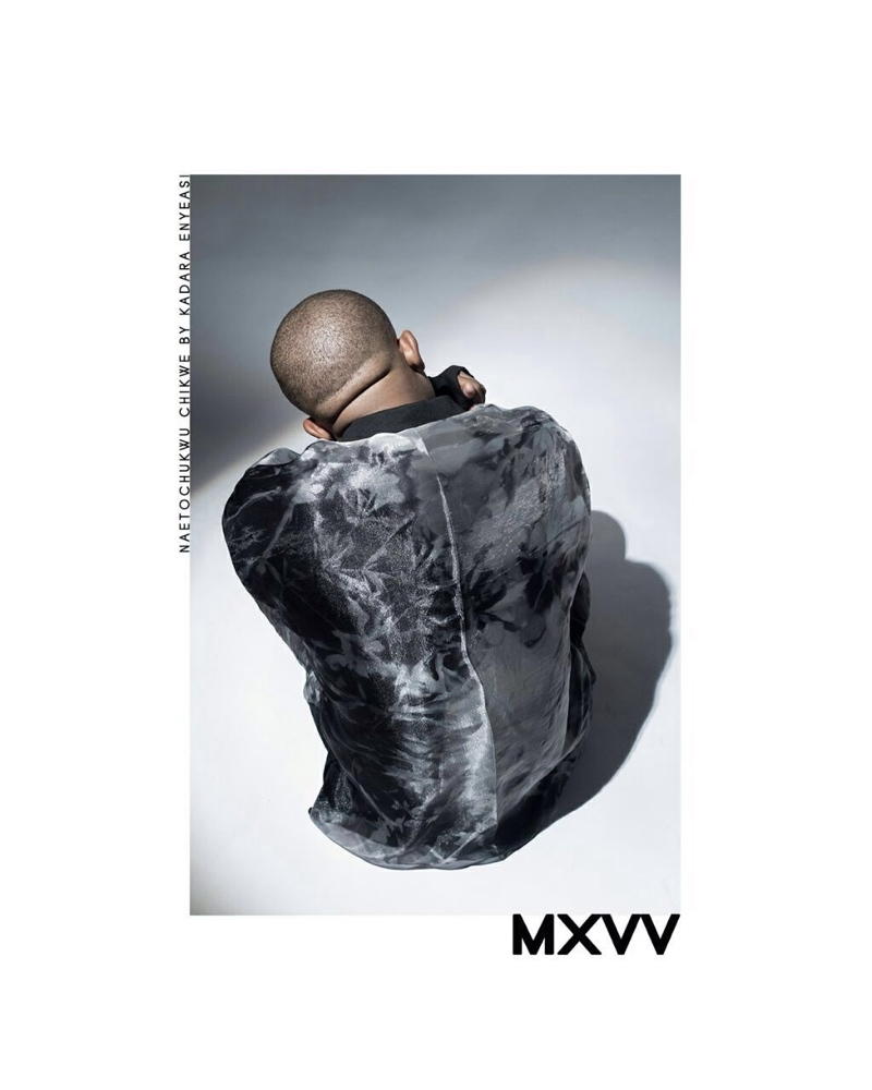 naeto c 2017 MXVV CAMPAIGN IMG 20160815 WA0020 1 Naeto C is the face of Sport Luxe Menswear Brand MXVV's Harmattan/Dry Collection 2017