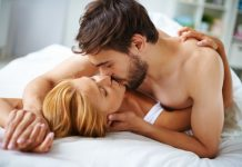 couple in love kissing in the bed 1098 277 218x150 News